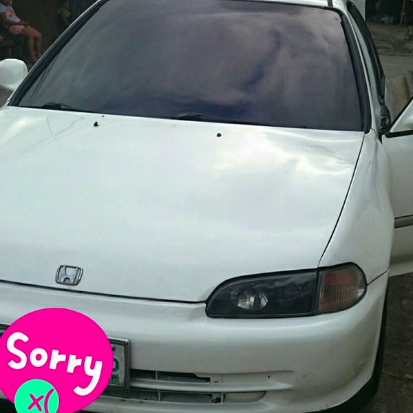 Honda esi 93 photo