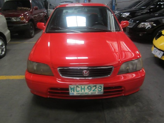 Honda City 1998 EXI MT - 168T photo