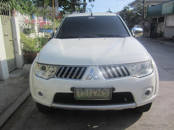 Mitsubishi Montero 2011 GLS V AT DIESEL - 758T photo