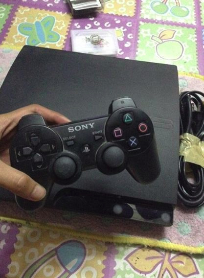 PS3 500gb photo