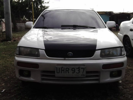 97 mazda familia manual tranny photo