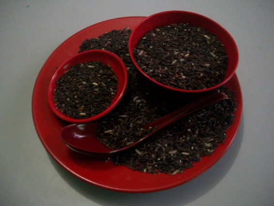 BLACK RICE photo
