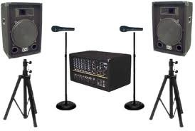 Sound System and Lights rental _Php3500 Quezon City, Metro Manila Area photo