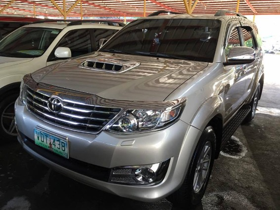 Toyota Fortuner 2013 G AT DIESEL - 1.50M photo