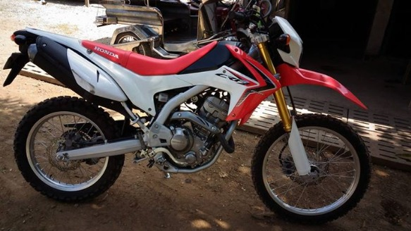 Honda CRF 250L photo