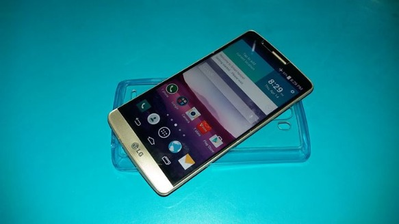 LG G3 Cat.6 Lte Gold 32gb rom 3gb ram photo