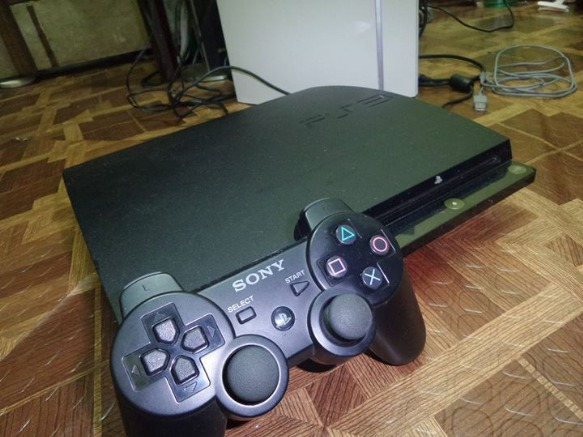 PS3 Slim 250Gb Jailbreak photo