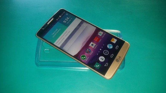 LG G3 Cat.6 LTE Gold 32gb photo