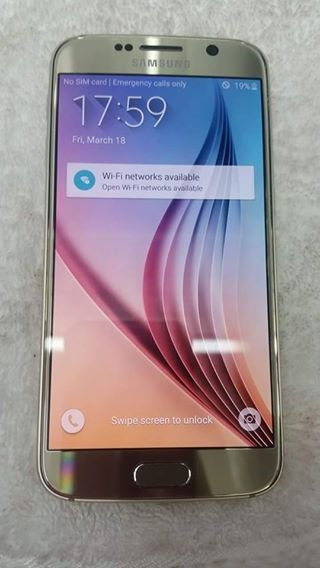 Samsung Galaxy s6 G920F openline 32gb photo