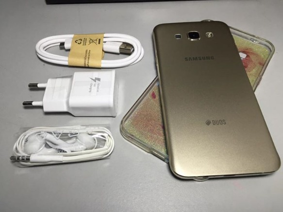 Samsung A8 Duos 32gb GOLD openline image 2