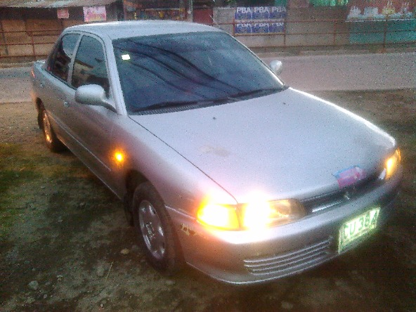 1995 Mitsubishi Lancer FOR SALE image 2