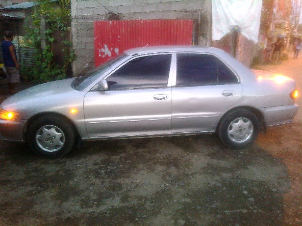 1995 Mitsubishi Lancer FOR SALE image 3