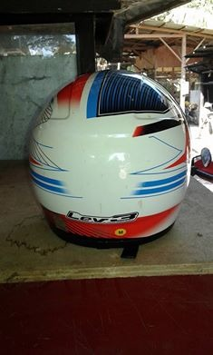 LEV 3 RACING HELMET photo