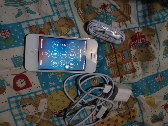 iPhone 4s 16gb FU photo