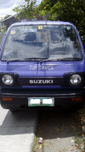 Suzuki multicab photo