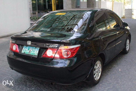 Honda City Sedan 2008 Model image 2