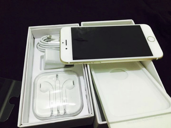 iPhone 6 16gb gold Factory unlocked image 2