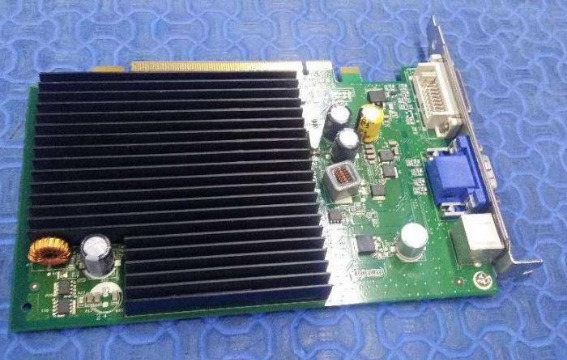 Samsung Nvidia 8500gt 512mb 128bit Ddr2 photo