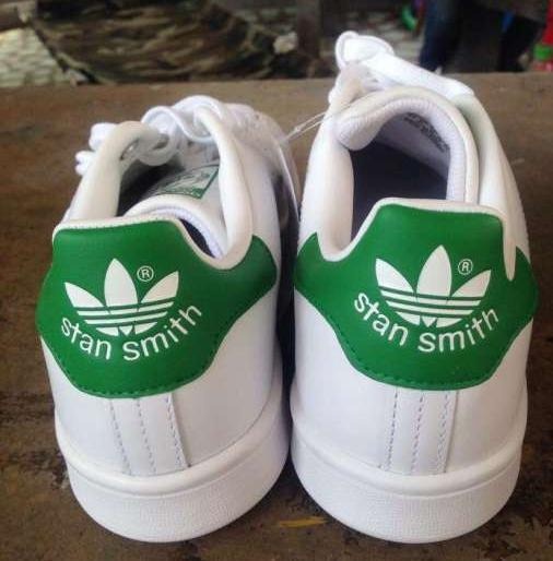 Stan smith adidas mens 9.5 image 2