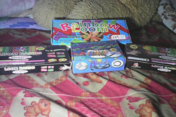 Loom Bands Set photo