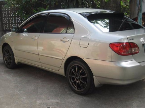 Toyota Altis for Rent photo