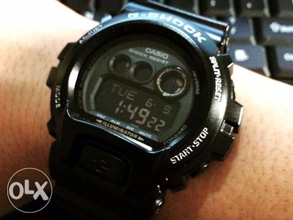 2nd Hand Used G Shock Gdx 6900 X L Watch Used Philippines