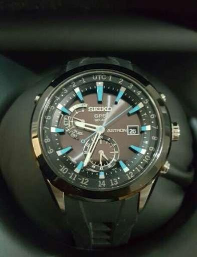 SEIKO Astron photo