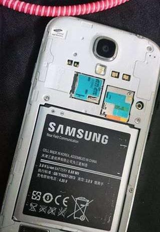 Samsung s4 gti9500, best version,local version,seal intact image 2