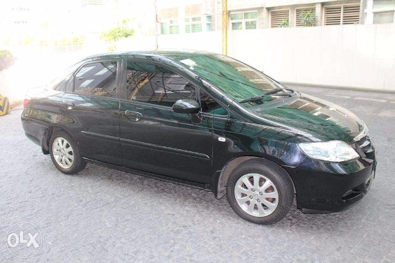 Honda City Sedan 2008 Model photo