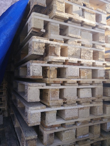 For sale Wooden pallet image 2