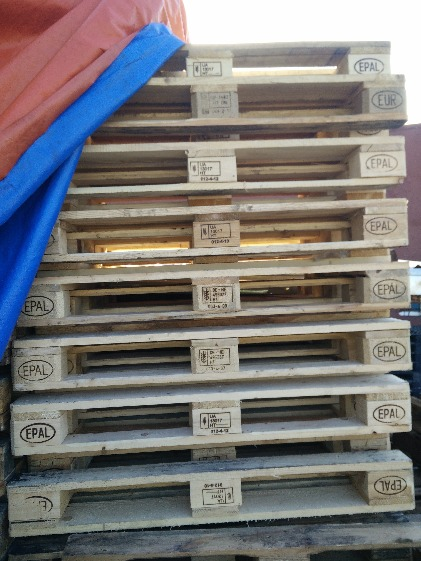 For sale Wooden pallet image 4