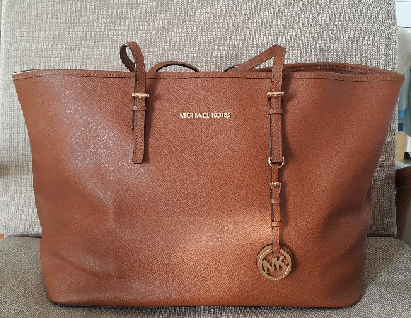 Michael Kors Jet Set Travel Tote photo