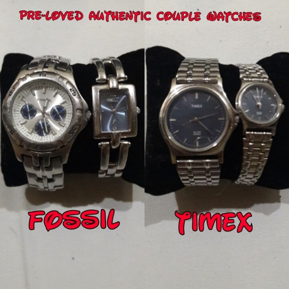 Pre-loved Authentic Ladies, Men's, and Couple Watches image 3