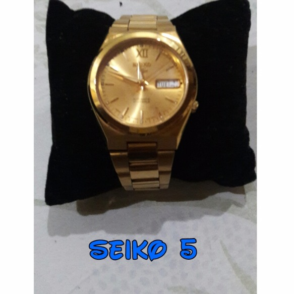 Seiko 5 Watch photo
