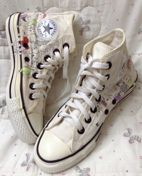 converse shoes limited edition photo