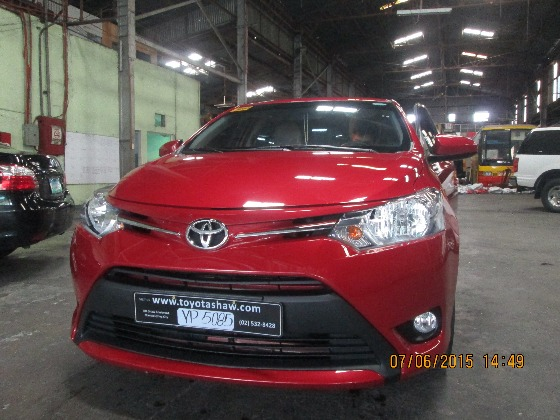 Toyota Vios Sedan for Rent photo