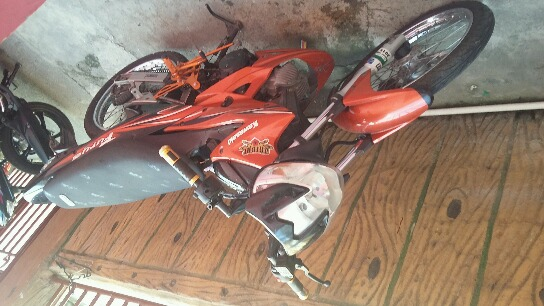 Kawasaki Fury 2011 model For Sale 28k only negotiable image 3