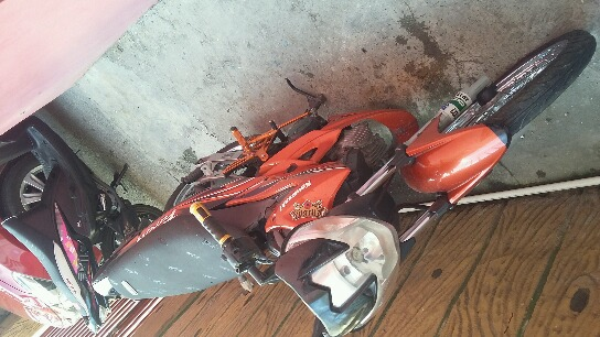 Kawasaki Fury 2011 model For Sale 28k only negotiable image 4