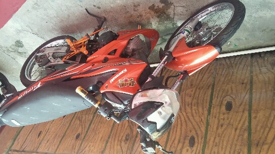 Kawasaki Fury 2011 model For Sale 28k only negotiable image 5