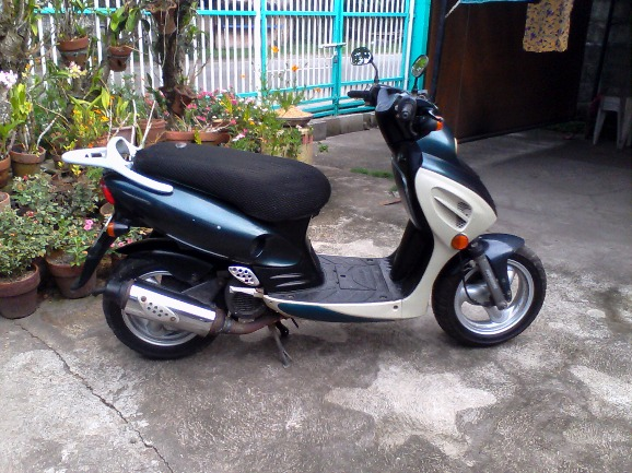 Kymco 100cc (Automatic) image 1
