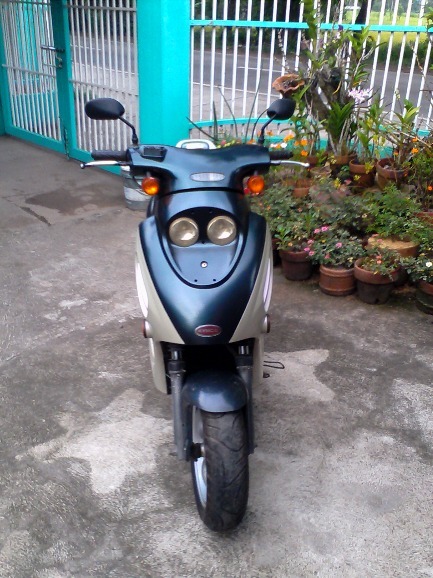 Kymco 100cc (Automatic) image 2