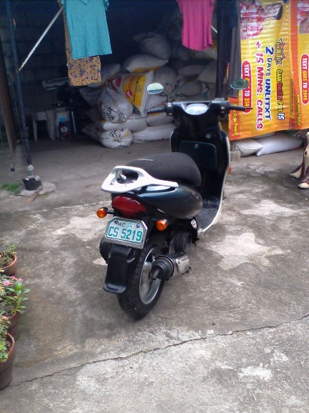 Kymco 100cc (Automatic) image 4