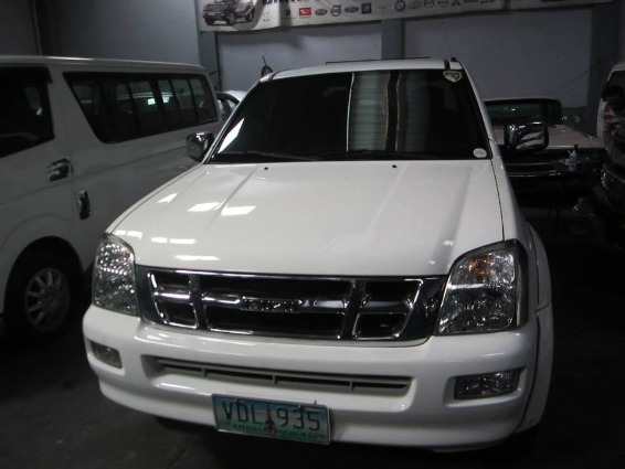 Isuzu Dmax 2006 LS AT - 558T photo