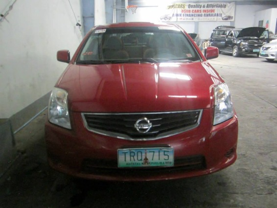 Nissan Sentra 2011 CVT MT - 458T photo