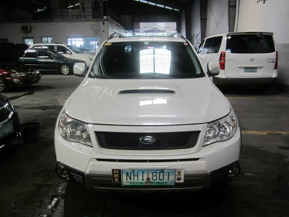 Subaru Forester 2.5 Turbo MT 2009 - 678T image 3