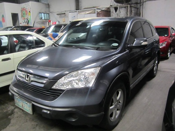 2008 Honda CRV 2.0 L AT - 548T photo