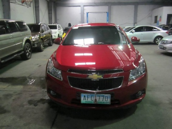 Chevrolet Cruze 2012 AT - 478T photo