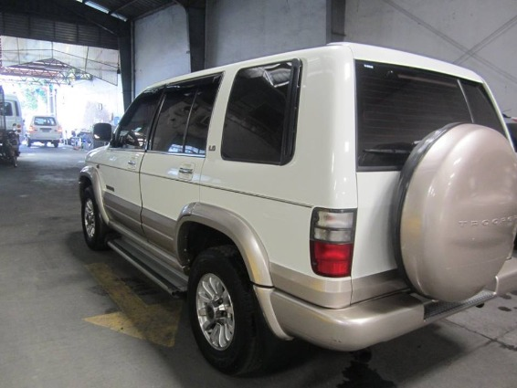 isuzu Trooper 2002 LS AT DIESEL - 358T photo