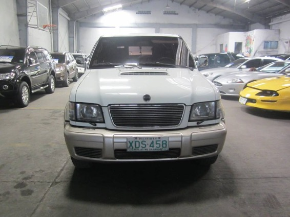 isuzu Trooper 2002 LS AT DIESEL - 358T image 2
