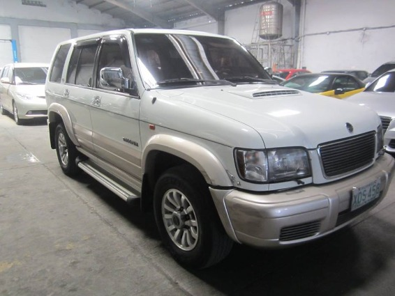 isuzu Trooper 2002 LS AT DIESEL - 358T image 4